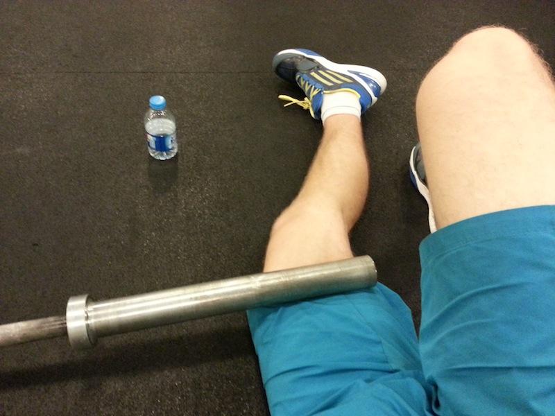 ball hockey groin injury