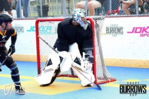 ball hockey