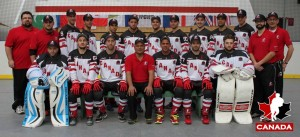 Team Canada ReasonY goalies
