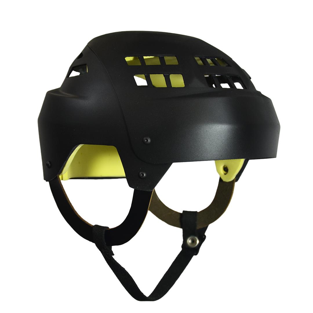 ball hockey helmet