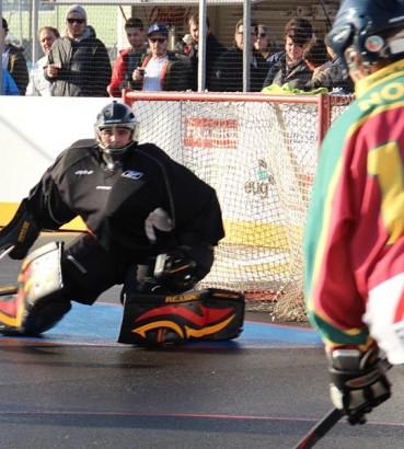 Reasony Hockey Custom Ball Hockey Equipment