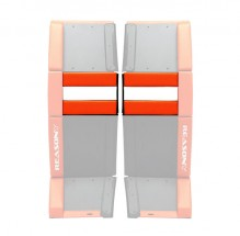 Ball hockey goalie pads ReasonY MP knee rolls